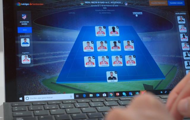 Las apps que están revolucionando el fútbol español