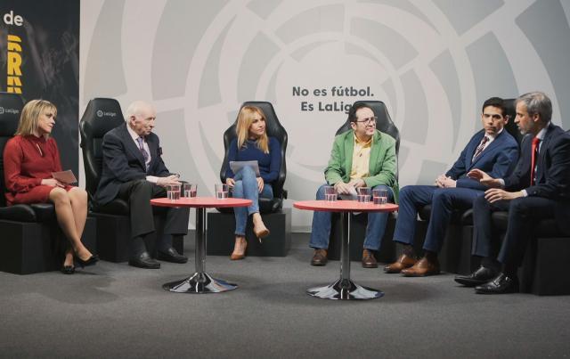 """""""El fútbol ha ayudado a España a salir de la crisis"""""""