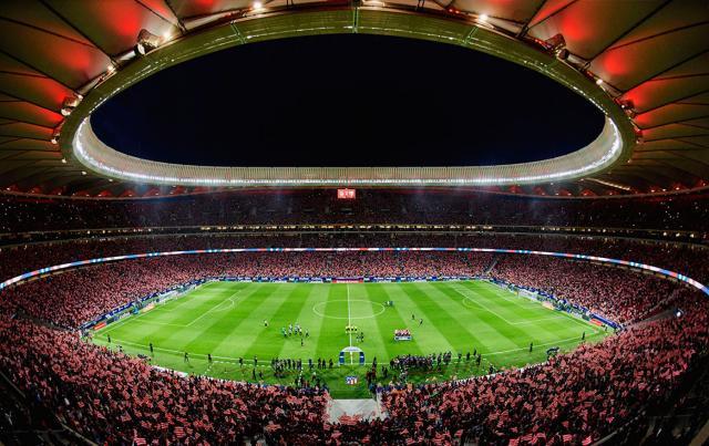 El Wanda Metropolitano, la juventud que ha hecho historia
