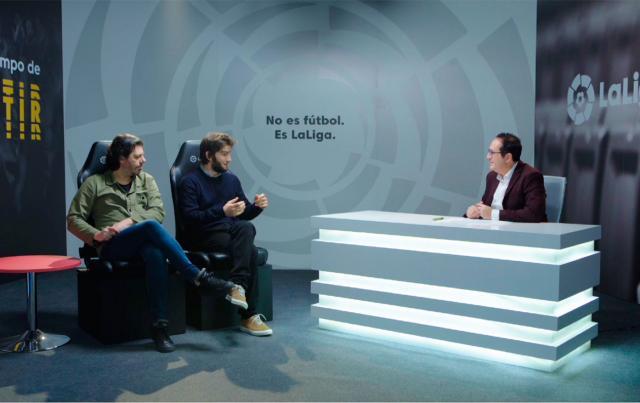 """Lucas Vidal: """"La música es el único arte que va directo al corazón"""""""