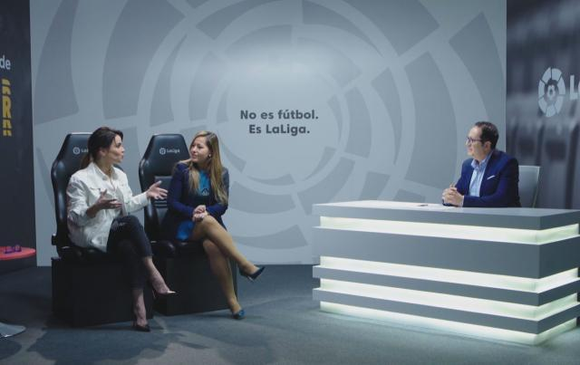 Mujeres líderes: periodismo y deporte, dos sectores que abren paso al talento femenino