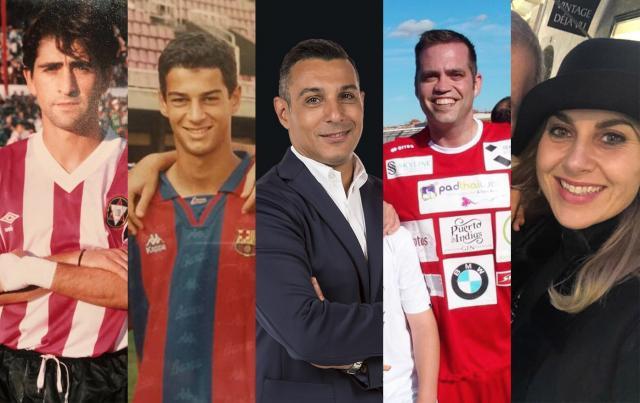 Hijos del fútbol: así lo vivieron en casa, desde la cuna, las caras del deporte en televisión
