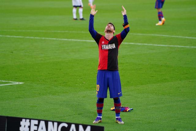 Afición, espectáculo...y Maradona, la FanCam de LaLiga devuelve las celebraciones a los aficionados