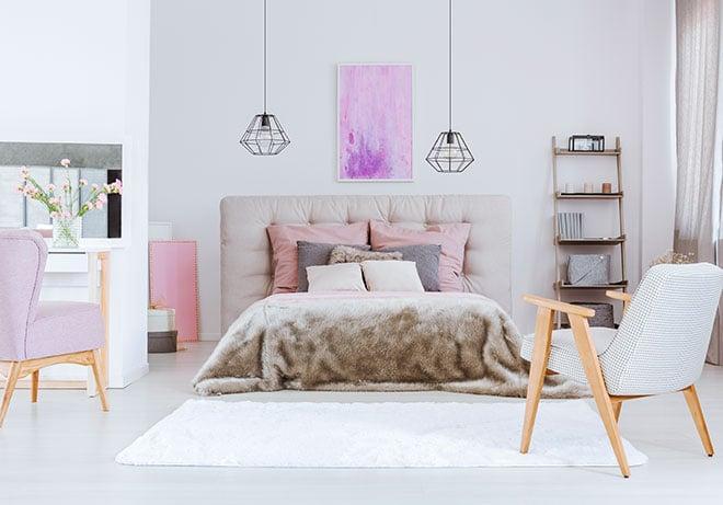 Convierte tu dormitorio en un templo del descanso