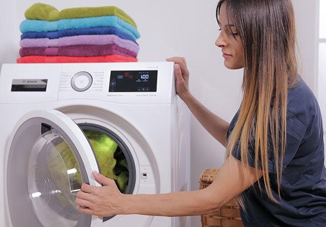 Qué prendas puedes meter en la secadora