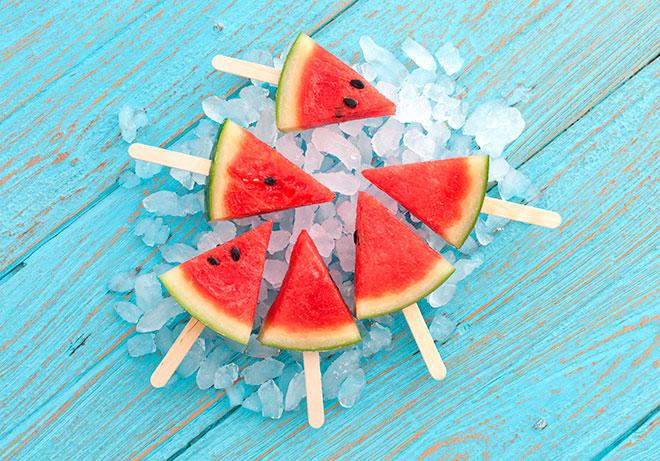 Ideas para aprovechar las frutas más veraniegas