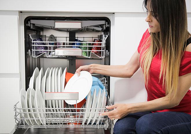 Cómo secar tu vajilla en un santiamén