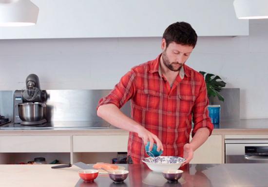 Introduce el pescado azul en tu dieta