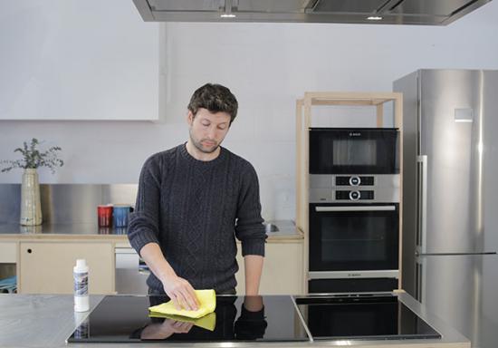 Claves para unos electrodomésticos relucientes