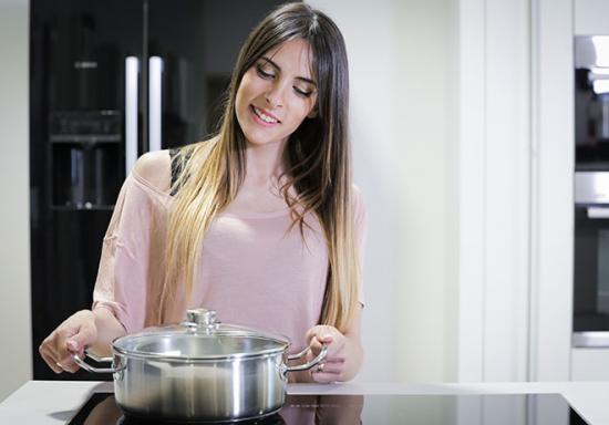 Con qué nivel de potencia deberías cocinar