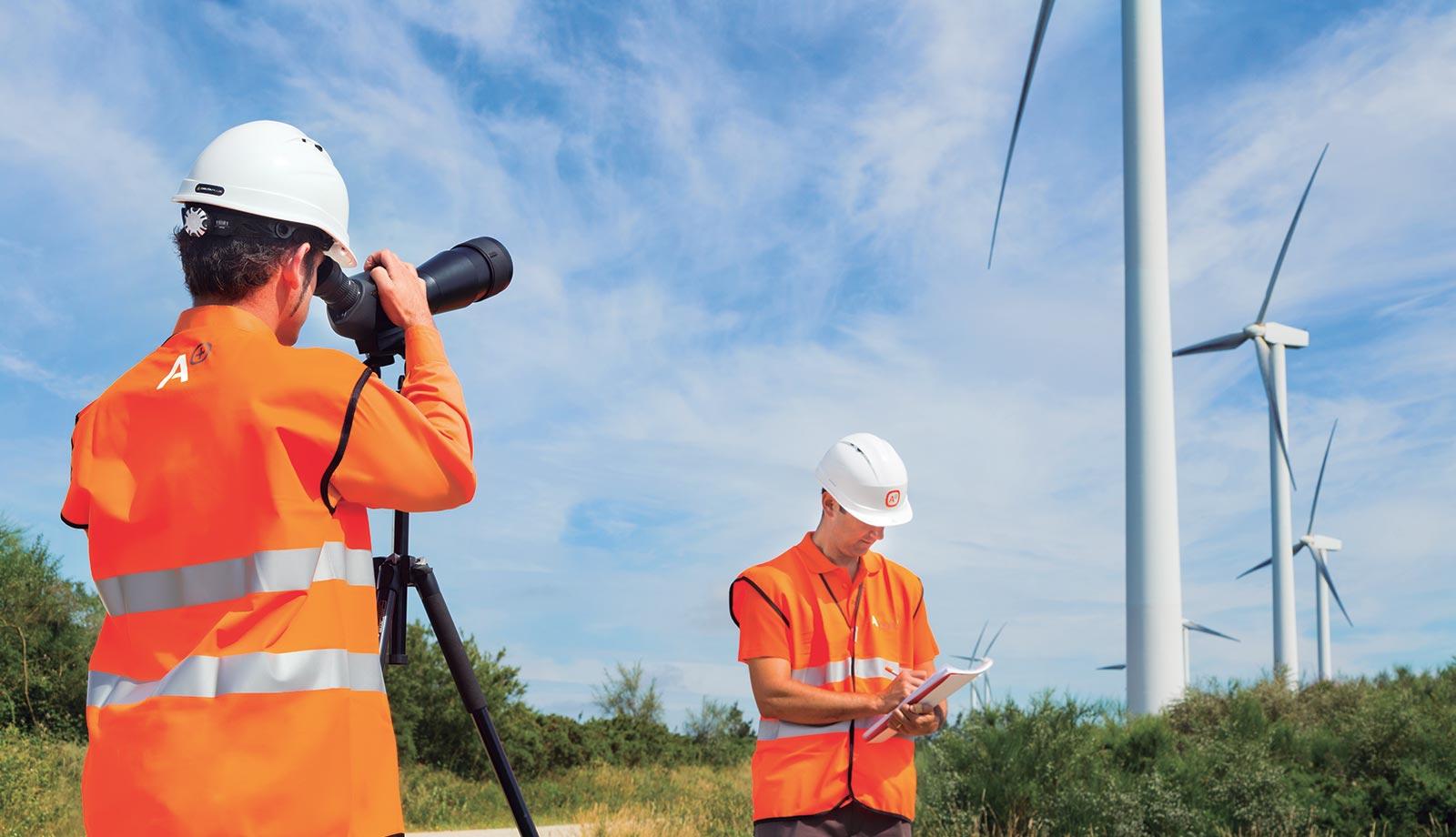 Inspecciones y ensayos para proteger el medio ambiente