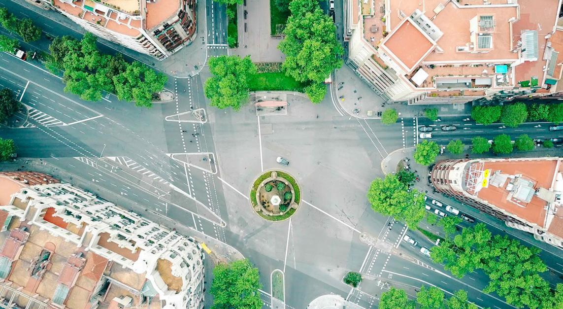 Las ciudades se vuelven verdes