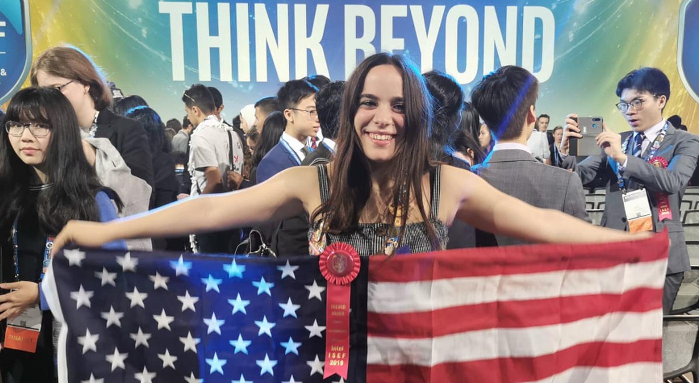 La joven española que ha conquistado a la NASA