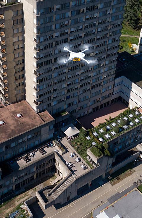 Hacia un futuro de drones
