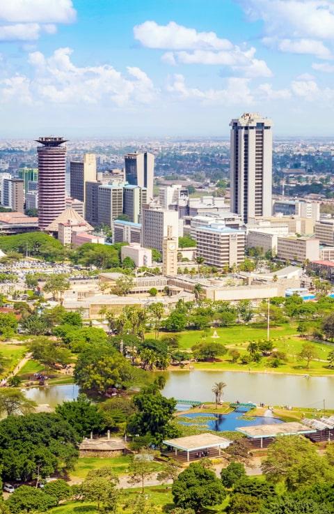 Adís Abeba, Nairobi, Dar es Salaam o Lagos, ciudades africanas en la lucha contra el cambio climático