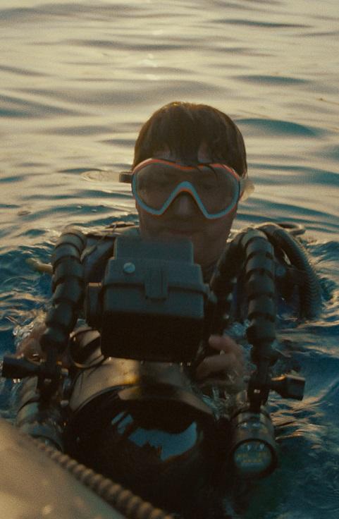 SOS Corales, salvamento a 50 metros de profundidad