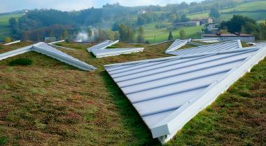 Edificios vegetales para luchar contra la contaminación urbana