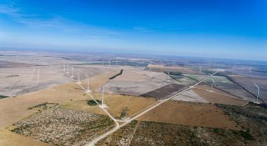 La innovación tecnológica alarga la vida de los parques eólicos