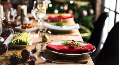 ¿Cómo elegir un menú sostenible estas navidades?