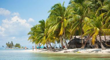 Guna Yala, la comarca panameña que se hunde bajo el mar Caribe