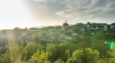 Lumbier, el pueblo que se recicla para preservar su entorno natural