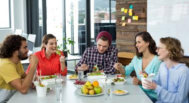 Conciliación, alimentación... Las empresas apuestan por la salud de sus empleados