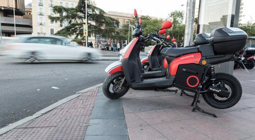 Motos eléctricas, una solución a los problemas de movilidad