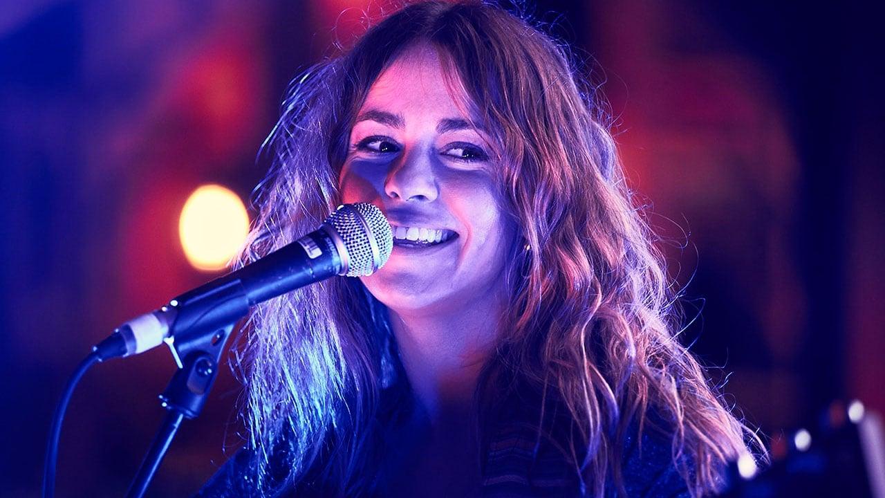 El concierto en vivo de Sofía Ellar, la cantante que arrasa en las redes