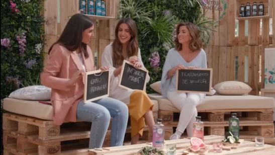 Los aromas de Erea Louro, Claudia Gibello y María Hernández