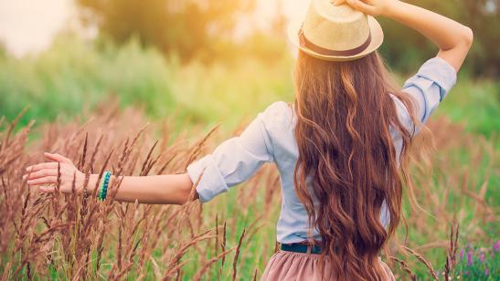 Lo mejor de la naturaleza para cada tipo de cabello