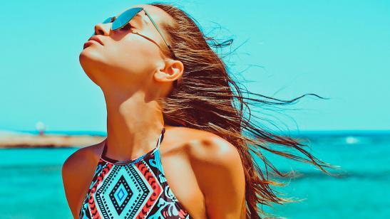 ¿Cuál es la longitud perfecta del pelo en verano?