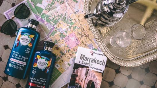 Perderse en las laberínticas calles de Marrakech