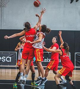 La salud del Mundial de Baloncesto femenino, en las mejores manos