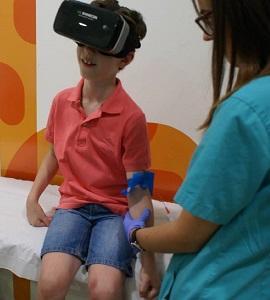 Iniciativas innovadoras para mejorar las estancias hospitalarias de los niños