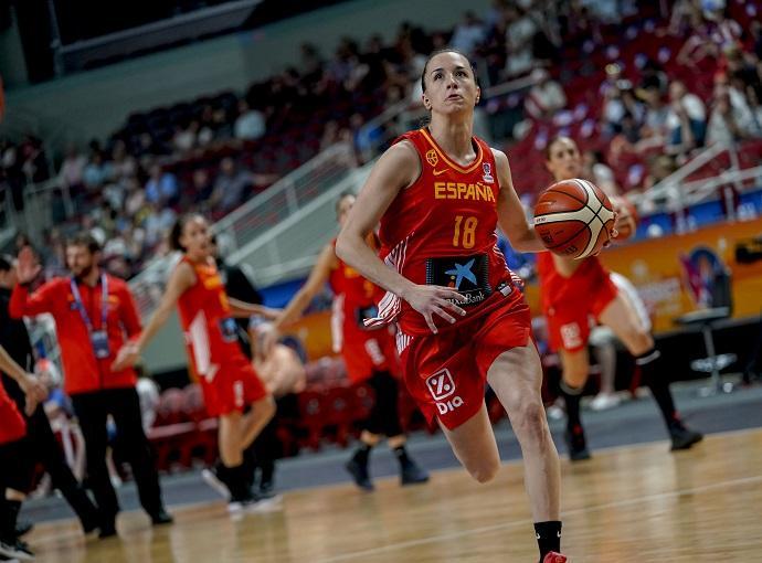 Así es la alimentación de las jugadoras de la Selección en el Eurobasket