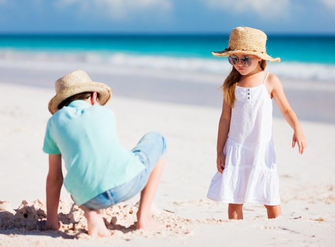 Niños y verano: las precauciones que deberías tomar