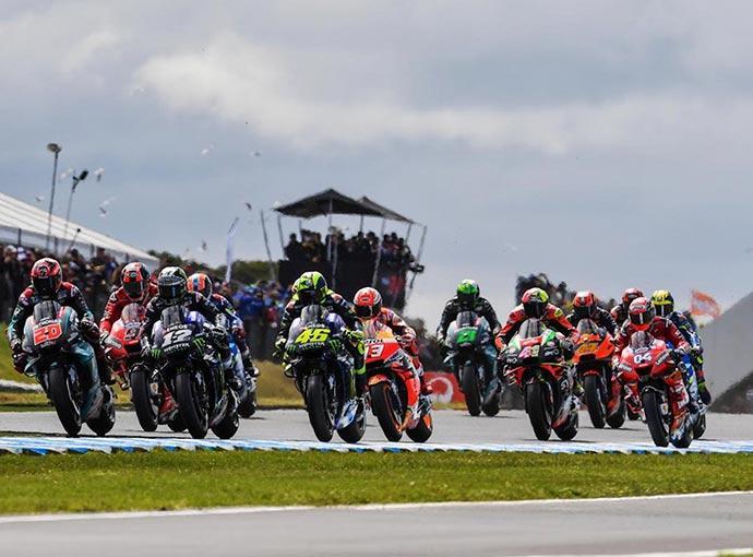 Así serán las medidas antiCOVID-19 en el regreso del mundial de MotoGP