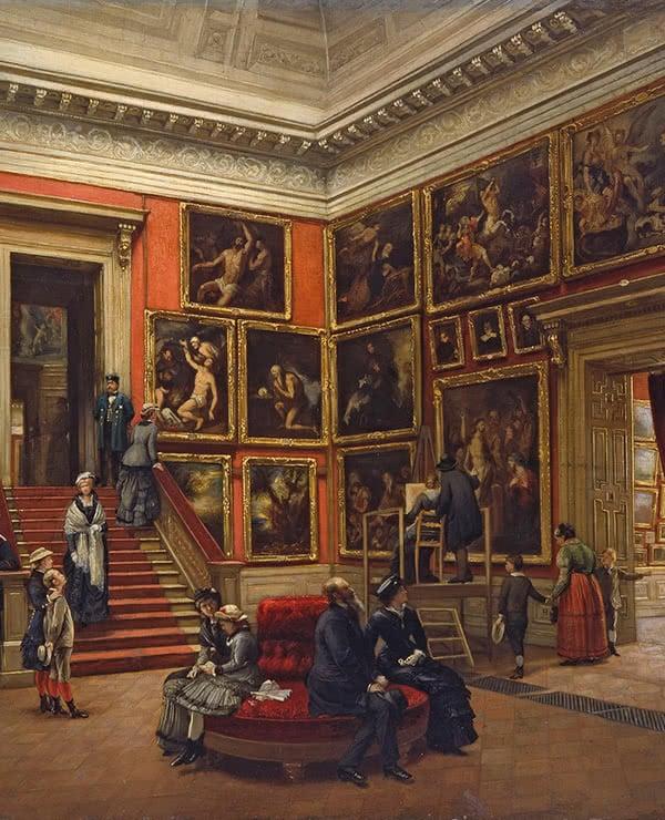 El Prado que pudo ser