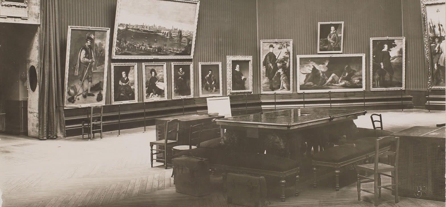 La memoria de El Prado