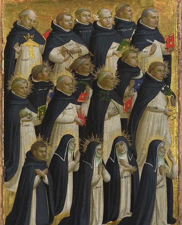 Un recorrido por Fra Angelico
