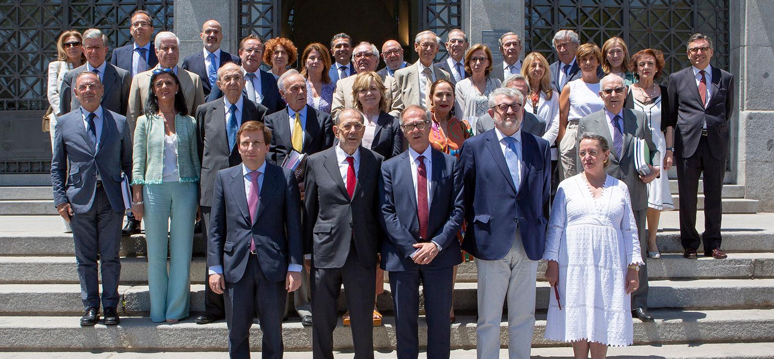 Javier Solana, nuevo presidente del Real Patronato del Museo del Prado