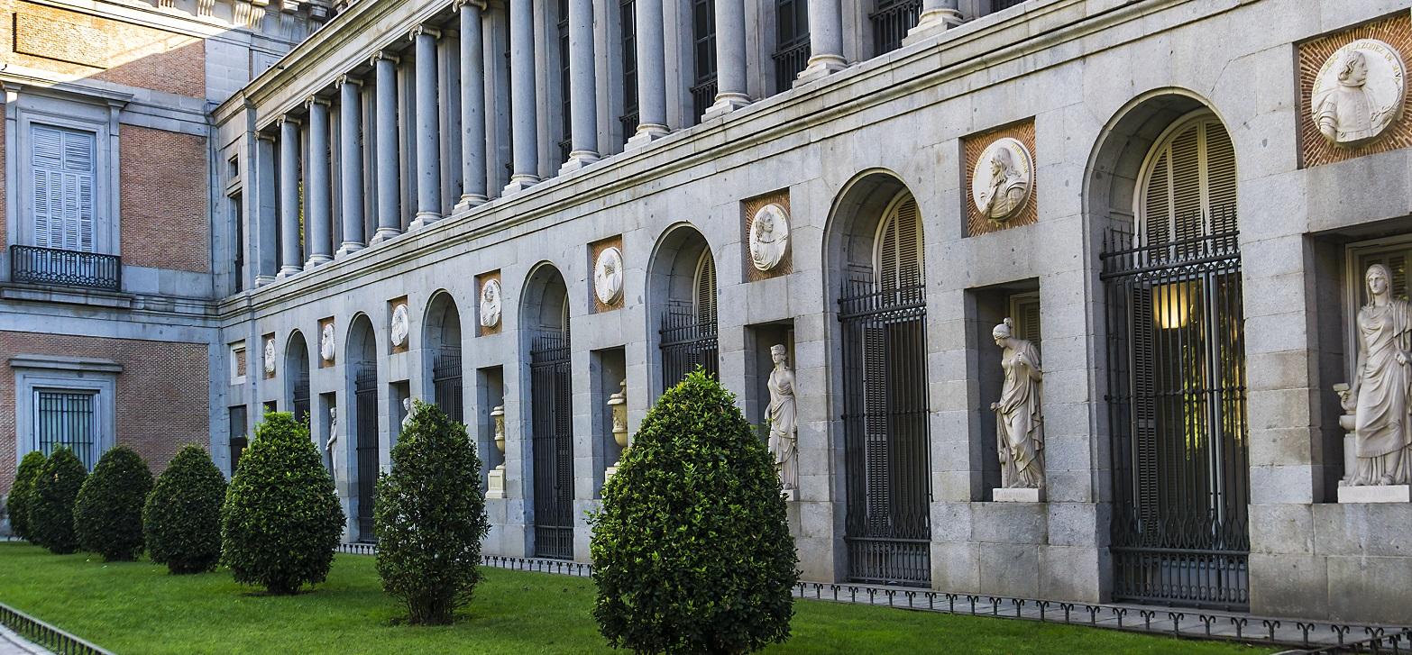 El edificio Villanueva: Historia revisada de una arquitectura de museo