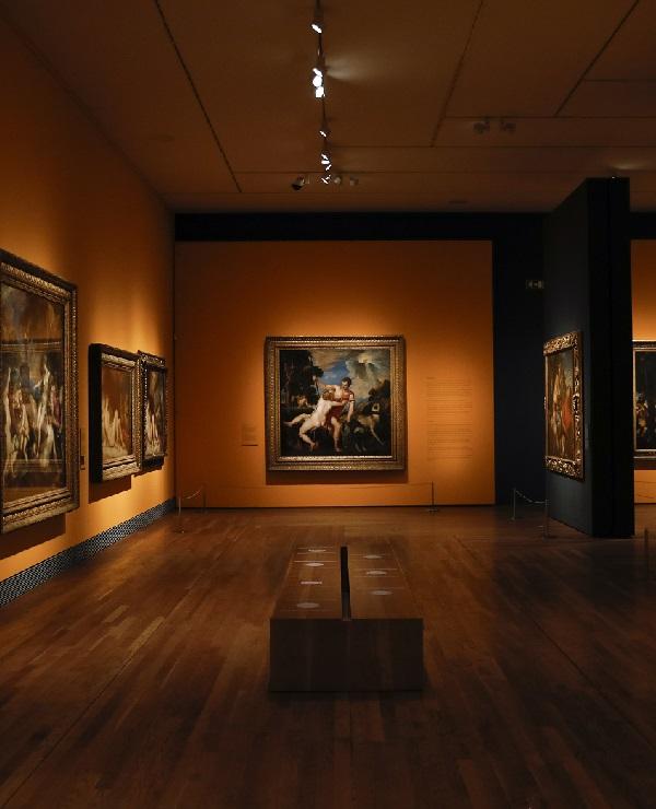 Las poesías de Tiziano que levantan pasiones en el Prado