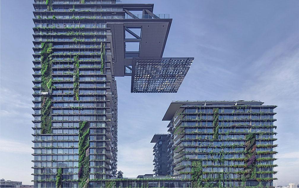 La naturación urbana cambiará nuestras ciudades