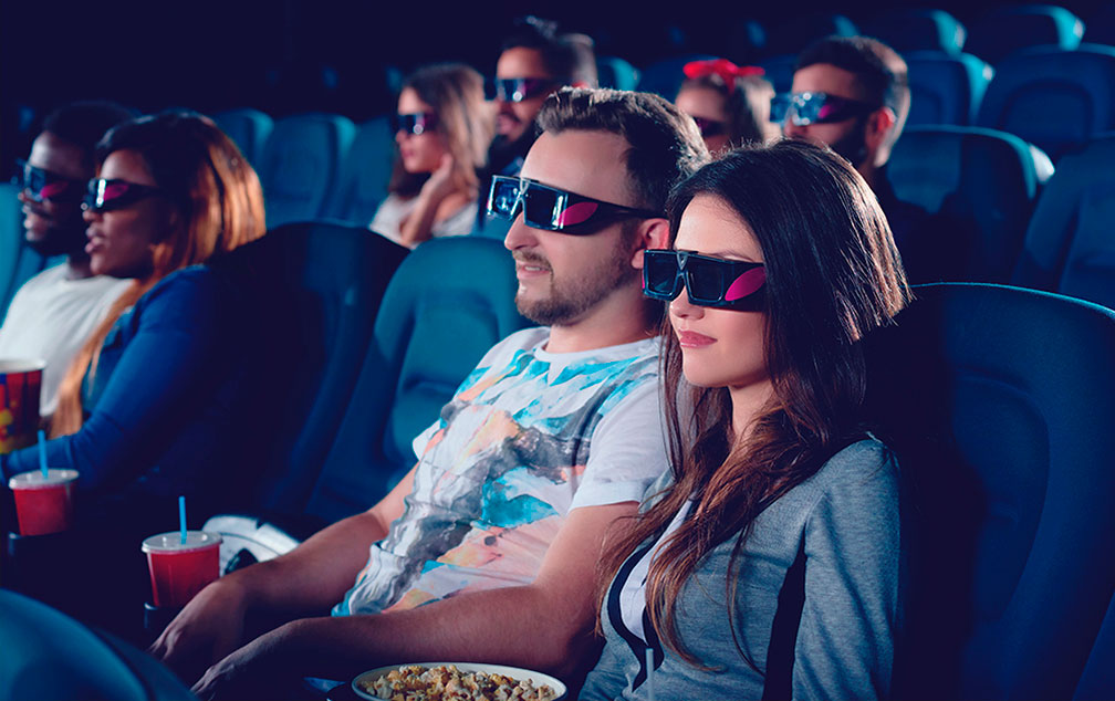 Cine, del sonido a la realidad aumentada