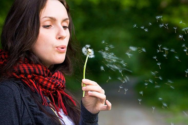Alergias otoñales