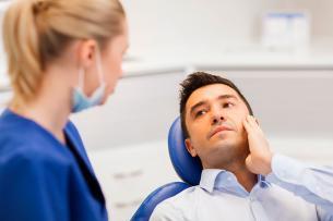 Las 4 molestias más comunes tras visitar al dentista