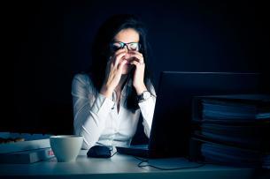 """Los problemas de salud más frecuentes entre los """"Workaholics"""""""