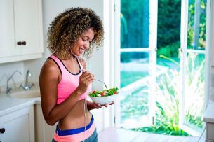 Esto es lo que debes comer tras hacer ejercicio