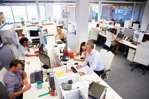 Cómo no contagiar (ni contagiarte) en el trabajo